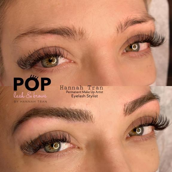 POP LASH AND BROWS | Eyelash 77063 | Permanent Makeup | Houston TX